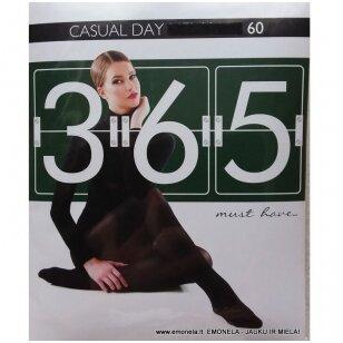 Pėdkelnės 365 linija CASUAL DAY  60 den/ 6 XL