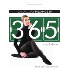 Pėdkelnės 365 CASUAL DAY melange 60 den