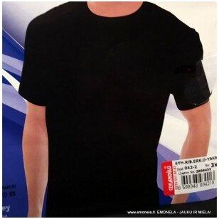 Marškinėliai  vyriški, trumpomis rankovėmis
