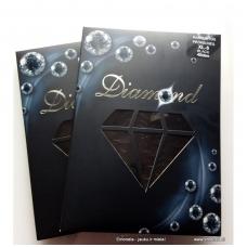 Pėdkelnės DaNa DIAMOND 40 den raštuotos