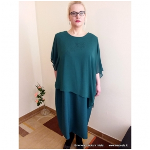 Suknelė ATĖNĖ, žalia