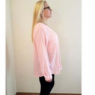 Šviesiai rožinė palaidinė Emma 3
