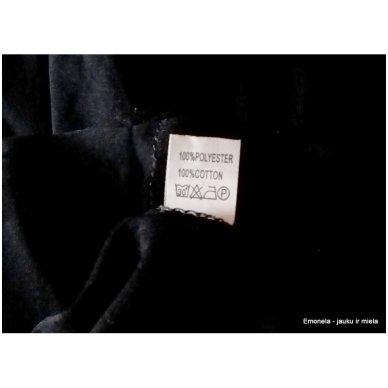 Kelnės-tamprės juodos 4