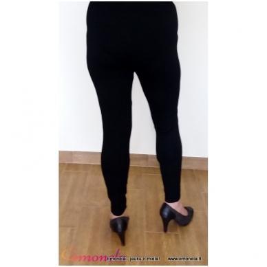 Tamprios juodos kelnės 3
